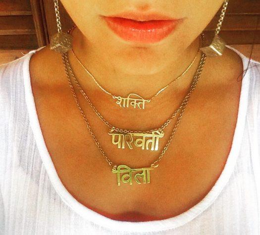 Custom made mehendi jewellry in India