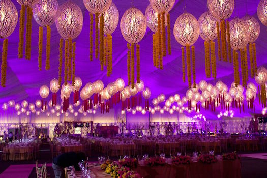 Festive event at Atlantis The Palm