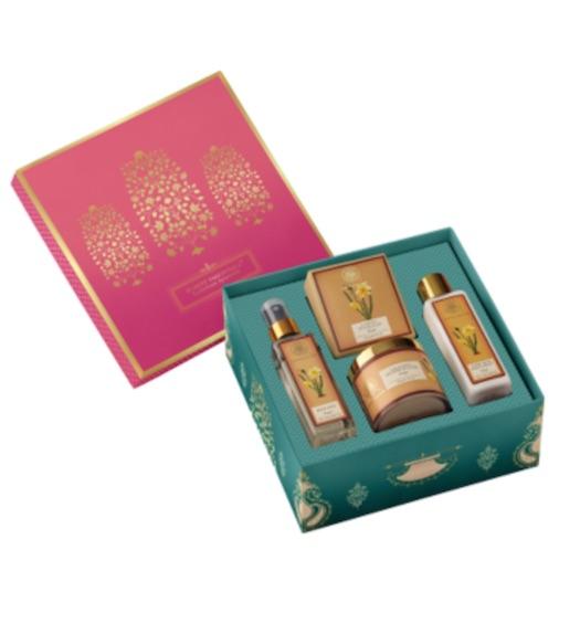 Forest Essentials wedding gift box