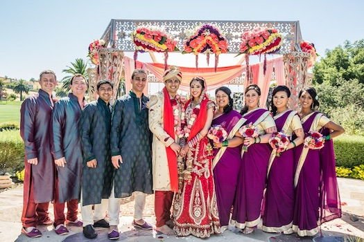 Indian wedding Abroad