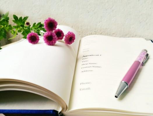 Wedding planning Journal