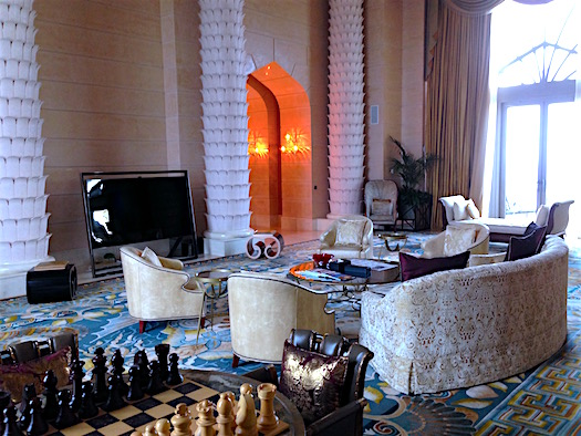 Royal Bridge Suite Atlantis The Palm Dubai