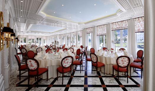 SACHER_SALZBURG Hotel Banquet