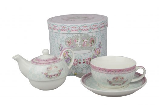Tea cup and saucer from Marry Me The Store