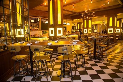 bread street kitchen Atlantis The Palm Dubai