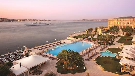 ciragan palace kempinski istanbul day picture