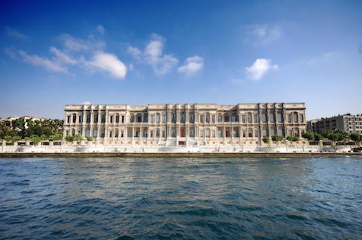 ciragan palace external view