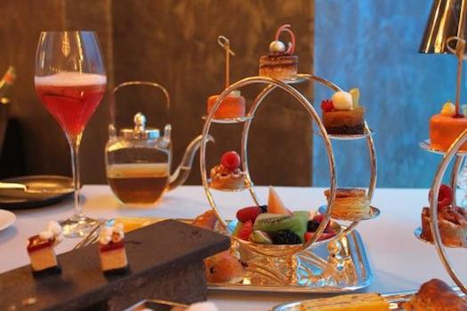 desserts at Ossiano - Atlantis The palm