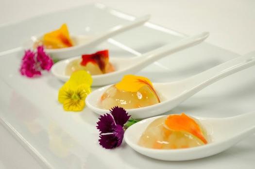 molecular gastronomy at weddings