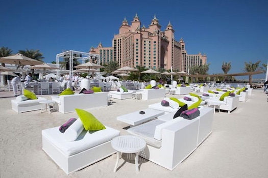 nasimi beach at Atlantis