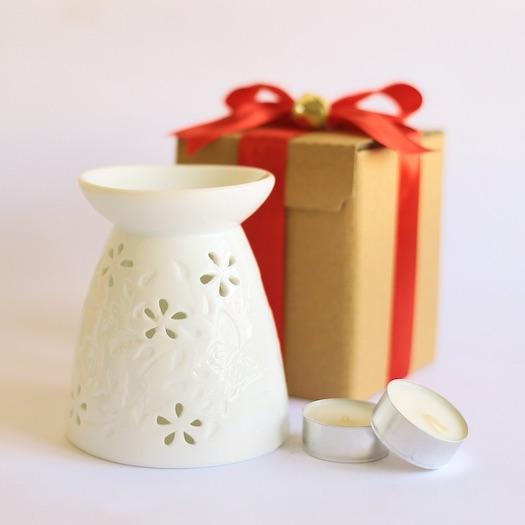 oil burner - Indian wedding giveaways